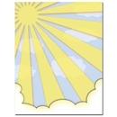 Sun Shiny Day Letterhead - 100 pack