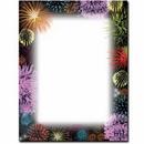 The Image Shop OLH026-25 Fireworks Letterhead, 25 pack