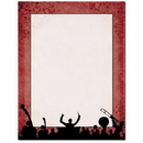 The Image Shop OLH047 Big Band Letterhead, 100 pack