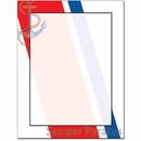 The Image Shop OLH064-25 Coast Guard Letterhead, 25 pack