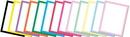 The Image Shop OLH101-25 Basic Border Brights Letterhead, 25 pack