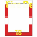 The Image Shop OLH259-25 Fire Truck Letterhead, 25 pack