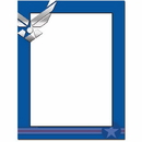 The Image Shop OLH406-25 Air Force Letterhead, 25 pack