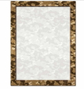 Camouflage Letterhead - 100 pack