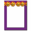 The Image Shop OLH464 Jack-O-Lanterns Letterhead, 100 pack