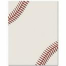 The Image Shop OLH501 Baseball Letterhead, 100 pack