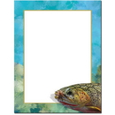 The Image Shop OLH556 Cutthroat Letterhead, 100 pack