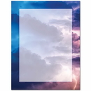 The Image Shop OLH563-25 Stormy Letterhead, 25 pack