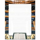 The Image Shop OLH661-25 Concert Hall Letterhead, 25 pack