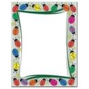Colorful Ladybugs Letterhead - 100 pack