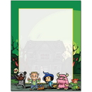 The Image Shop OLH700 Trick Or Treat Letterhead, 100 pack