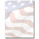 Grand Old Flag Letterhead - 25 Sheet Packs