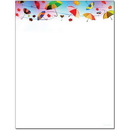 The Image Shop OLH708 Windy Day Letterhead, 100 pack