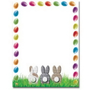 The Image Shop OLH888 Bunny Butts Letterhead, 100 pack