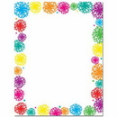 The Image Shop OLH926 Fanciful Fireworks Letterhead, 100 pack