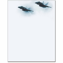 The Image Shop OLH980-25 Flying High Letterhead, 25 pack
