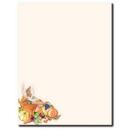 The Image Shop OLH992-25 Plentiful Harvest Letterhead, 25 pack