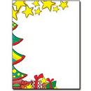 Christmas Morning Letterhead - 100 pack