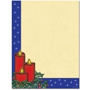 Holiday Candles Letterhead - 25 pack