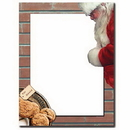 The Image Shop OLHX35-25 Cookies For Santa Letterhead, 25 pack