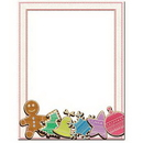 Sugar Cookies Letterhead - 25 pack
