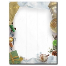 The Image Shop OLHX55 Getting In The Spirit Letterhead, 100 pack