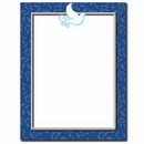 The Image Shop OLHX62 Peace Dove Letterhead, 100 pack