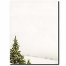 The Image Shop OLHX96 Lonely Tree Letterhead, 100 pack