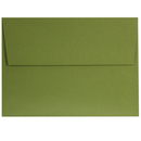 Pop-Tone Jellybean Green A-7 Envelopes - 50 Sheets/Pack