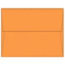 Pop-Tone Orange Fizz A-7 Envelopes - 50 Sheets/Pack