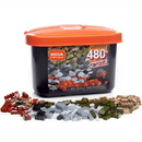 Mega Construx Medium Bulk Tub Set - 480pcs - GJD25
