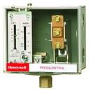 Honeywell L404F1375 Pressuretrol 5-50Psi Make On Rise / Break On Fall Air/Steam Auto Reset