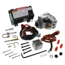 Honeywell Y8610U4001 Retrofit Kit For Natural/Lp Gas 150,000 Btu, Includes Continuous Retry Ignition Sequence Converts Standing Pilot Sytems To Intermittent Pilot Systems Replaces Y8610F5003