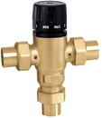 Caleffi 521609A 3-Way Thermostatic Mixing Valve 1