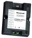 Honeywell C7660A1000 Dry Bulb Temperature Sensor for supply duct or return air with 4 or 20mA output signal REPLACES C7650A1001