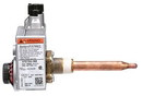 White-Rodgers 37C73U-168 Gas Water Heater Control, for Natural Gas Only, -1/2 N.P.T. Inlet, -1/2 Inverted Flare Outlet, 70 -160 Range, Fully Regulated Main and Pilot Regulators Fixed at 3.5 W.C.
