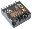 Icm Controls ICM492C-LF Digital single-phase line voltage monitor; fully programmble with 5-fault memory; protects against under/over voltage, rapid short cycling; 95-280 VAC (18-240 control VAC)