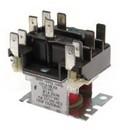 Rheem Furnace Parts 42-18287-12 Relay - DPDT (24VAC Coil)