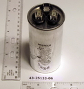 Rheem Furnace Parts 43-25133-06 Capacitor - 45/5/370 Dual Round REPLACES 43-26271-41