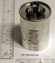 Rheem Furnace Parts 43-25133-10 Capacitor - 60/5/370 Dual Round