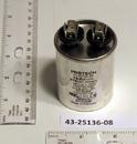 Rheem Furnace Parts 43-25136-08 Capacitor - 15/370 Single Round