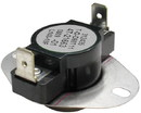 Rheem Furnace Parts 47-21663-01 Limit Switch - Auto Reset (Flanged Airstream)