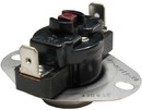 Rheem Furnace Parts 47-21900-01 Limit Switch - Manual Reset (Flanged Airstream)