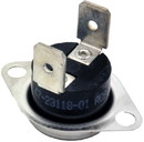 Rheem Furnace Parts 47-23118-01 Limit Switch - Auto Reset (Flanged Airstream)