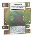 Honeywell 220738A Adapter Bracket For Mod Iv Motors