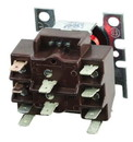 Honeywell R4222B1082 Spdt Relay 12Amp, 120V Coil Replaces R4222A1001