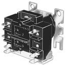 Honeywell R8229A1005 Electric Heat Relay Dpst, 2 Heat Element & Fan