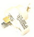 Burnham 109616-01 Thermodisc Roll Out Switch 240'c Therm Cutoff, #g4am0600240c, Style #482443. Replaces 80160044