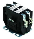 Honeywell DP1025A5006 Deluxe Power Pro Contactor. 1 pole w/ shunt. Coil Voltage: 24v, Contact Rating: 25A, 50/60 HZ, Box lug terminal connection.