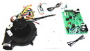 Trane KIT16582 Kit; Inducer Conversion, Includes Inducer Blower, Igniter, Limit Switch, Ifc Control And Wire Harness For Upflow Furnace